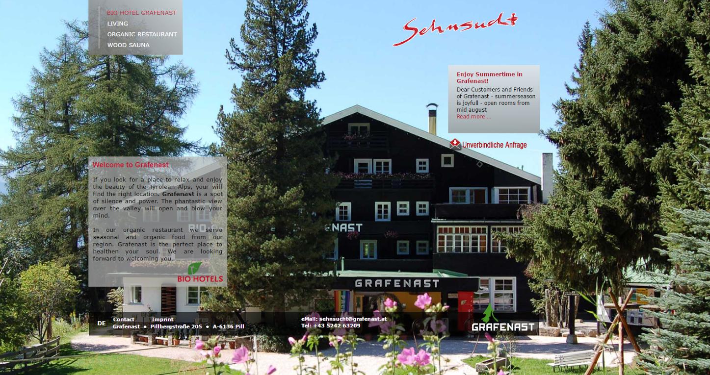 Bio Hotel Grafenast